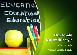Microsoft Powerpoint Backgrounds Download School Education Template Microsoft Powerpoint Templates Free