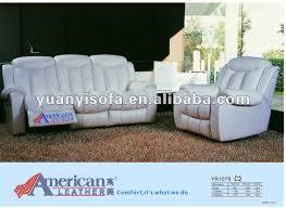 impressive on white leather recliner sofa set with 3 2 1 seater recliner sofa set genuine leather yr1076 china