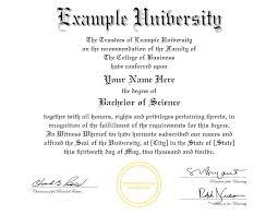 College Certificate Template Condo Financials Com
