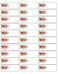Avery Holiday Label Avery Holiday Labels Templates Free Avery Address Label