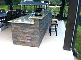 cinder block outdoor kitchen how to build an outdoor kitchen with cinder blocks pertaining to building
