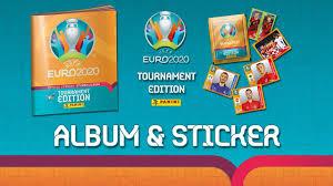 Карточка panini евро 2020 preview. Panini Uefa Euro 2020 Tournament Edition Sticker Vorstellung Album Und Sticker Youtube