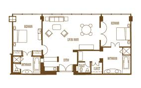 Mirage Two Bedroom Tower Suite New Inspiration