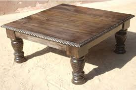 Coffee Tables  Appealing Farmhouse Country Oak Large Coffee Table Small Square Coffee Table
