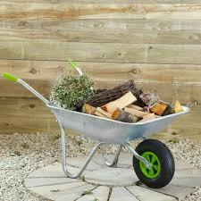 neo wheelbarrow home garden cart with