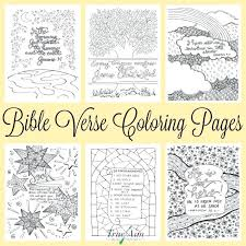 Bible Coloring Pages Bible Verse Coloring Pages Free Easter Coloring