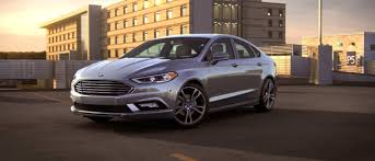 Ford Fusion Color Chart 2018 Ford Fusion Exterior Color Option Gallery
