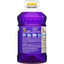 pine sol professional 144 oz lavender