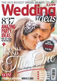Featured On Wedding Magazine Ideas Feb 2016