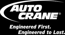auto crane resources manuals auto crane engineered first engineered to last