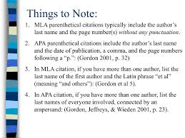 Ppt Parenthetical Citation Powerpoint Presentation Id402374