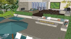 modern pool designs and landscaping. Ultra Modern Pool Design Gallery Of Given Designs LLC Kansas City Swimming And Landscaping