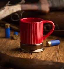 All orders are custom made and most ship worldwide within 24 hours. Gun Lover Coffee Mug