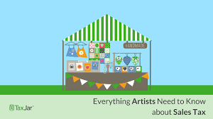 Sales Tax Guide For Artists