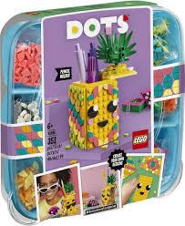 <b>Конструктор LEGO DOTS Подставка</b> для карандашей Ананас ...