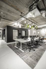 open office interior design. Add A Bit Of Greenery Open Office Interior Design