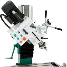benchtop milling machine. heavy-duty benchtop mill/drill with power feed and tapping   grizzly industrial milling machine
