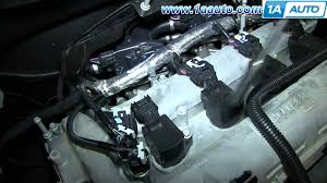 how to install replace engine igntion coil gmc terrain 2 4l