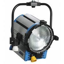 Arri Fresnel Light Arri T5 5000w Fresnel Pole Operated 100 240 Vac
