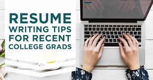 Tips For An Effective Resumes 10 Effective Resume Tips For College Students Freshers