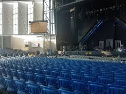 Budweiser Stage Seating Guide Rateyourseats Com