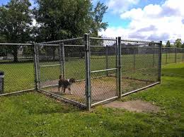 pet fence outdoor