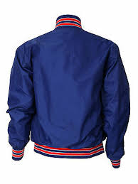 Delong Jacket Size Chart Mens Delong New York Knicks Jacket Half Zip Pullover