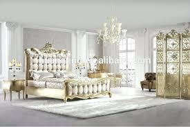 decoration: Gold Bedroom Furniture Sets