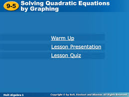 solving quadratic equations by using square roots 9 7