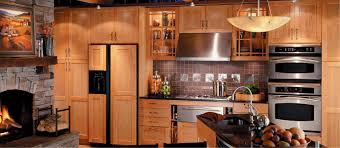 Cherry Cabinets In Kitchen Denver Hickory Kitchen Cabinets Kitchen Design Tool Lowes Lowes