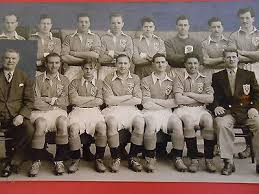 1953 FA Cup Final Blackpool FC Stanley Matthews Stan Mortensen Bill Perry &  Team Signed Exclusive A4 Print Pre-Printed Sports & Outdoors Memorabilia &  Collectibles