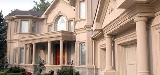 what is stucco exterior by design