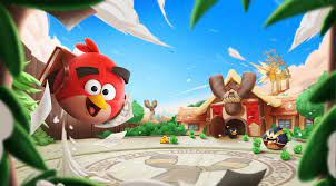 Angry Birds Friends - Accueil