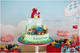 Elmo 1st Birthday Party Decorations Elmo Themed Birthday Party