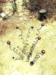 metal garden orb metal garden orb info orb garden sculpture diy metal garden orb