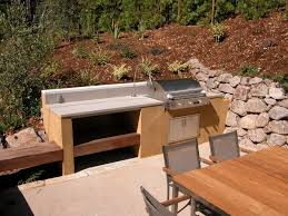 Easy Outdoor Kitchen Ideas | Kitchen Designs  How to Build Outdoor Kitchen  with Simple Designs