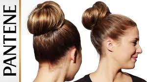 How To Make A Hair Style how to make a ballerina bun updo hairstyles for long hair youtube 2072 by wearticles.com
