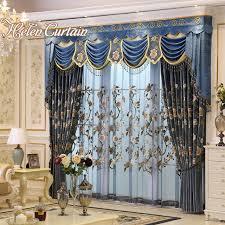 living room valance curtains. helen curtain luxury embroidered flower curtains for living room valance italian velvet blackout bedroom b