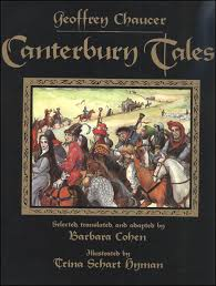 canterbury tales edited by barbara cohen details canterbury tales edited by barbara cohen main photo cover
