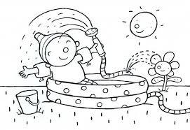Kleurplaat Puk Kleding Bc Grote Wasjes Kleine Wasjes