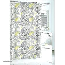 red fabric shower curtain gray and curtains yellow lovely black bright