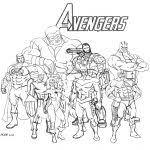 Trova 20 Avengers Disegni Da Colorare Aestelzer Photography