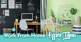 my home office. 5 Fun Work From Home Office IdeasOver The Years I Have Found My