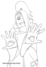 Naruto Coloring Sheets Coloring Pages Coloring Pages For Coloring