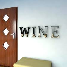 wall letters metal metal wall letters porch den metal wall mount wine letters cork metal wall wall letters metal