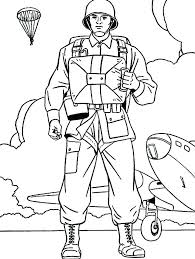 Soldiers Coloring Pages Creative Coloring Pages Of Army Soldiers In