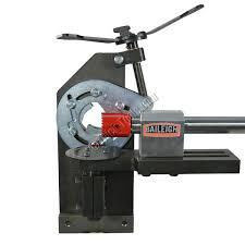 baileigh tools. baileigh tn-250 hole saw tube notcher tools c