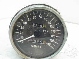 yamaha grim cycle salvage 1973 1974 1974 yamaha tx500 tx650 xs500 xs650 speedometer speedo