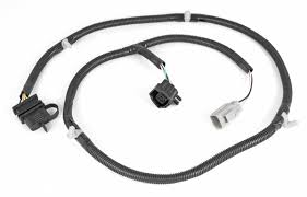 all things jeep trailer wiring harness for jeep wrangler jk 2007 2007 Jeep Commander Trailer Wiring Harness trailer wiring harness for jeep wrangler jk 2007 2017 by rugged ridge 2007 jeep grand cherokee trailer wiring harness