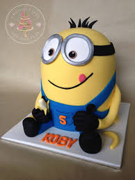 Emazing Cakes Minion Cake Novelty Cakes